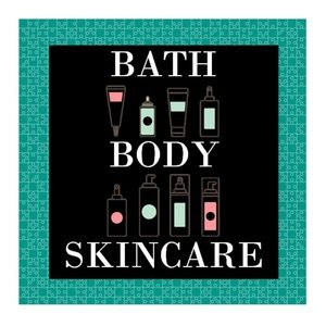 Bath, Body & Skincare Products